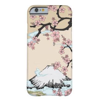 Fuji and Sakura - Japanese Design iPhone 6 case