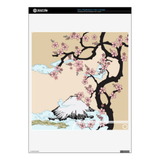 Fuji and Sakura: Sony PlayStation 3 Slim Console PS3 Slim Console Skins