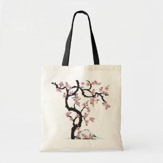 Fuji and Sakura Tote Bag