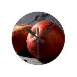 Fuji Apple Clock