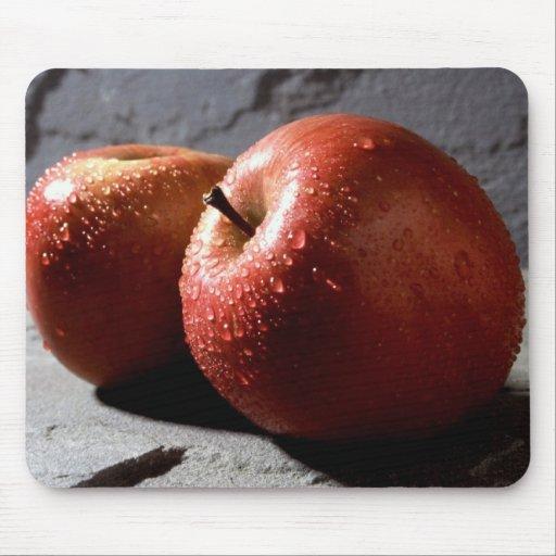 Fuji Apples Mouse Pad
