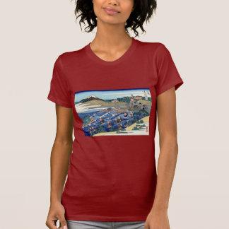 Fuji de Kanaya en el Tōkaidō Camisetas