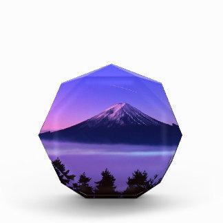 Fuji púrpura