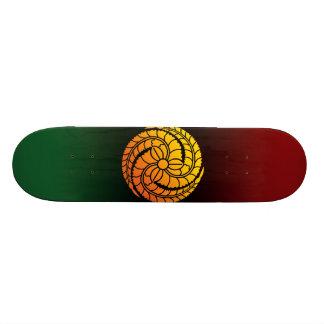 Fujidomoe (YO) Skateboard Decks