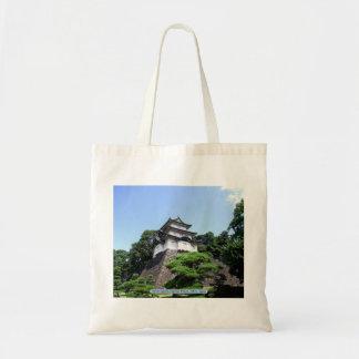 Fujimi-yagura, Imperial Palace, Tokyo, Japan Tote Bag