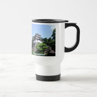 Fujimi-yagura, Imperial Palace, Tokyo, Japan Travel Mug