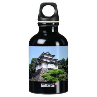 Fujimi-yagura, Imperial Palace, Tokyo, Japan Water Bottle