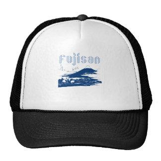 Fujisan Mount Fuji Trucker Hat