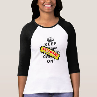 Fujoshi cant stay calm T-Shirt
