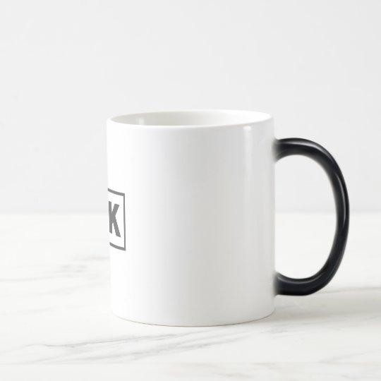 FUK Morning Mug