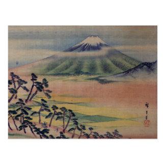 Fūkeiga - Ando Hiroshige Post Cards