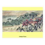 Fukeiga Ukiyoe Postcard