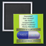 """Fukitol, job sucks, over worked, no worries, magnet<br><div class=""""desc"""">Fukitol,  job sucks,  over worked,  no worries,  depressed,  family problems,  fukitol,  funny,  humor,  Job Sucks,  money worries,  no worries,  office humor,  office joke,  over worked,  romance issues,  stressed,  stressed out,  unappreciated,  work sucks</div>"""