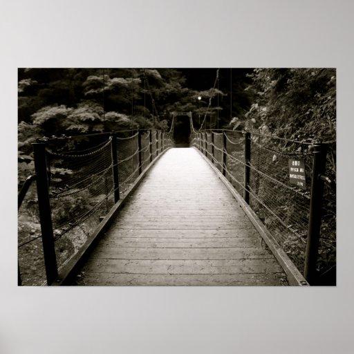 Fukoroda baja puente impresiones