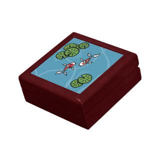 Fuku and Heiwa Tile Box