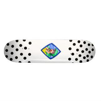Fukuko Custom Skate Board