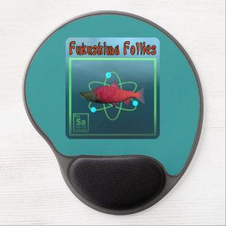 Fukushima Follies Gel Mouse Pad