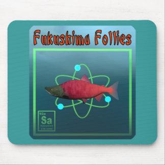 Fukushima Follies Mouse Pad