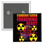 Fukushima heart ピン
