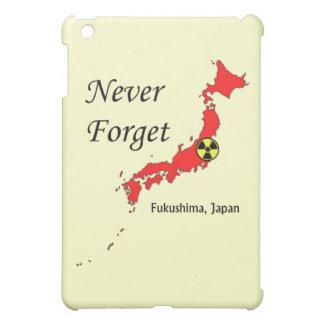 Fukushima, Japan Nuclear Disaster iPad Mini Case