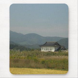 Fukushima-ken view mouse pad
