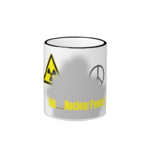 Fukushima Lesson Mugs