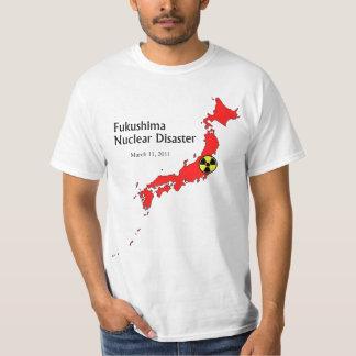 Fukushima Nuclear Disaster Shirt