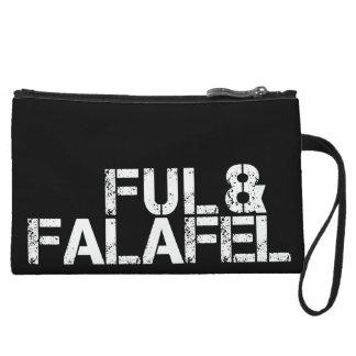 Ful & Falafel Wristlet