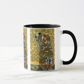 Fulfillment aka The Embrace by Gustav Klimt Mug