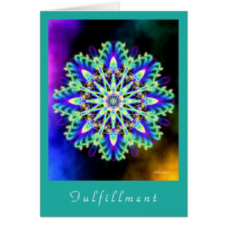 Fulfillment Card