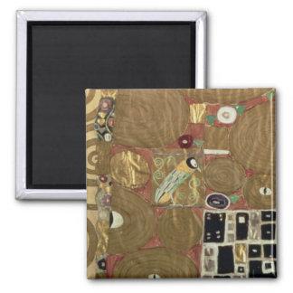 Fulfilment  c.1905-09 2 inch square magnet