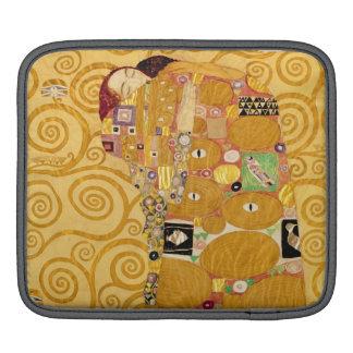 Fulfilment (Stoclet Frieze) c.1905-09 iPad Sleeves