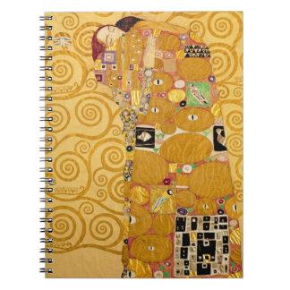 Fulfilment (Stoclet Frieze) c.1905-09 Notebook