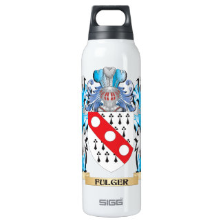 Fulger Coat of Arms - Family Crest 16 Oz Insulated SIGG Thermos Water Bottle