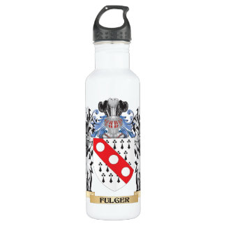 Fulger Coat of Arms - Family Crest 24oz Water Bottle