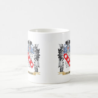 Fulger Coat of Arms - Family Crest Classic White Coffee Mug