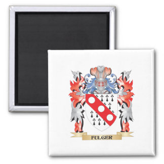 Fulger Coat of Arms - Family Crest Magnet
