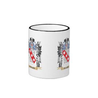 Fulger Coat of Arms - Family Crest Ringer Coffee Mug