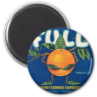 Full 2 Inch Round Magnet