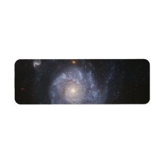 Full ACS Field of NGC 1309 Return Address Label