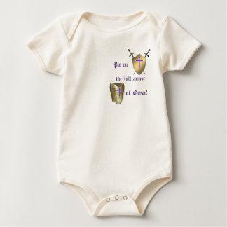 Full Armor of God Baby Bodysuit