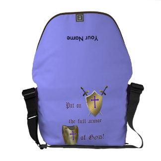 Full Armor of God Courier Bag