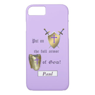 Full Armor of God iPhone 8/7 Case