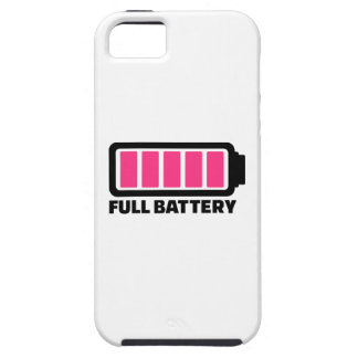 Full battery iPhone 5 case
