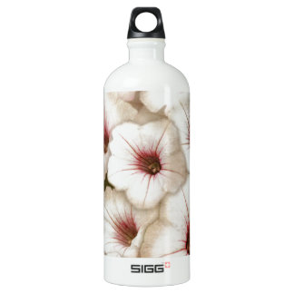 Full Bed of Hibiscus Water Bottle