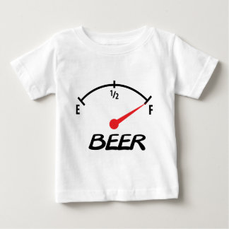 full beer level icon baby T-Shirt
