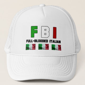 Full Blooded Italian Cap