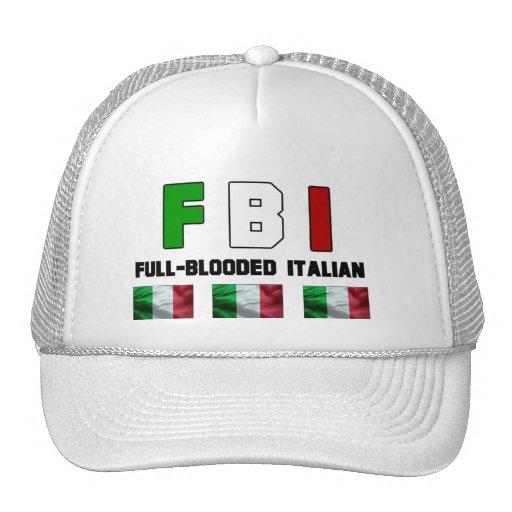 Full Blooded Italian Cap Trucker Hat