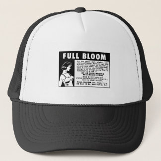 Full Bloom - Breast Enhancing Vitamins Trucker Hat