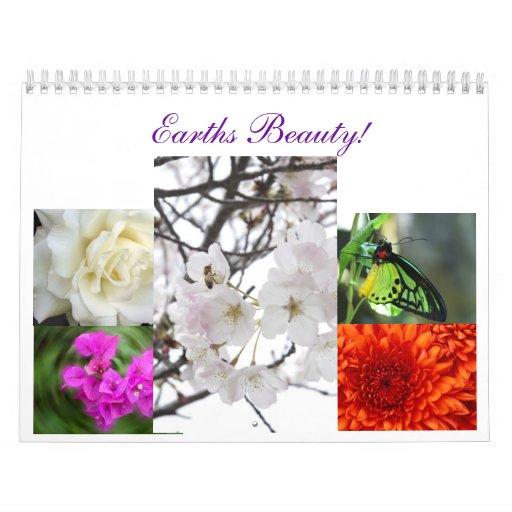 Full bloom Calendar